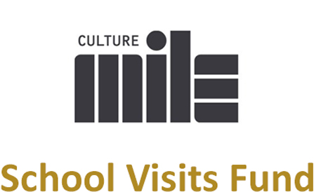 Culture Mile School Visits Fund - logo