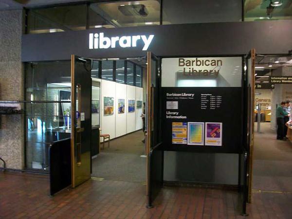 Barbican Library
