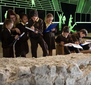 London's Roman Amphitheatre